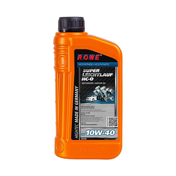 Rowe Super Leichtlauf HC-O SAE 10W-40