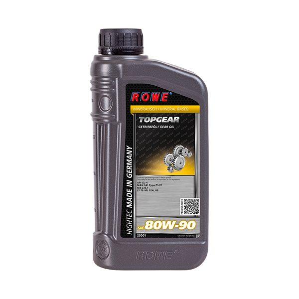 Rowe Hightec Topgear SAE 80W-90