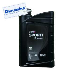 ELF Sporti 9 A5/B5 SAE 5W-30