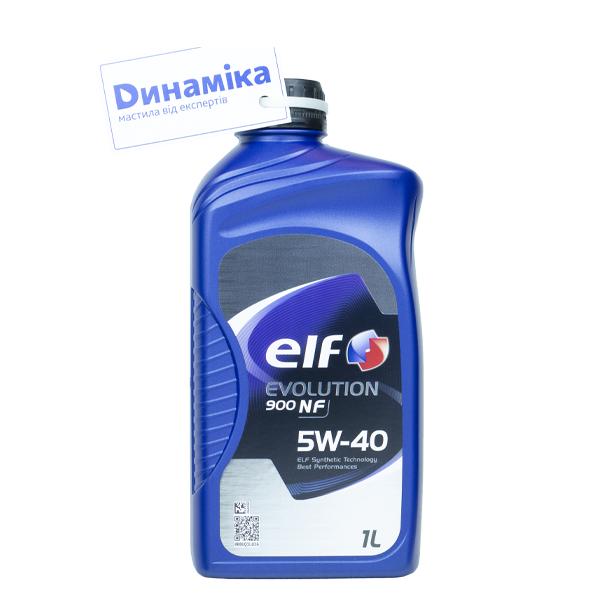 ELF Evolution 900 NF SAE 5W-40