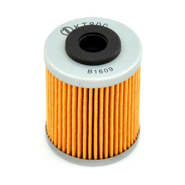 Фільтр масляний MIW KT8002 для мототехніки Betamotor, KTM, Polaris