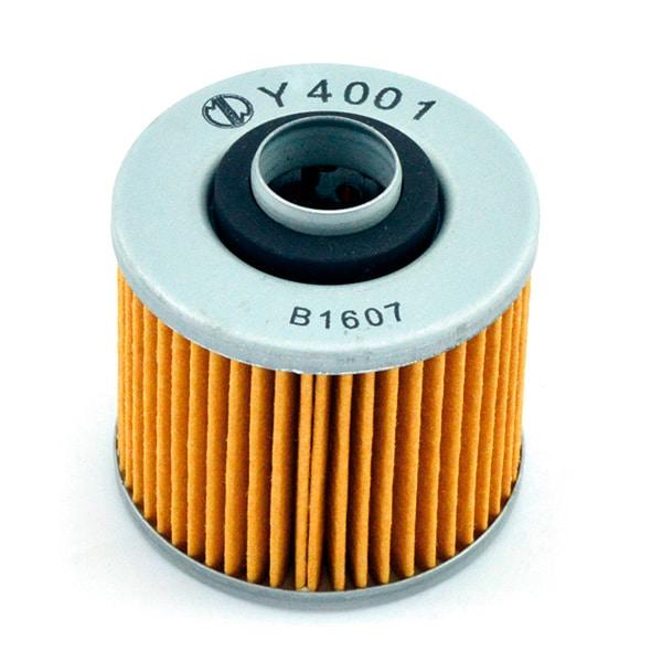 Фільтр масляний MIW Y4001 для мототехніки Aprilia, Derbi, Jawa CZ, MZ-MUZ, Yamaha