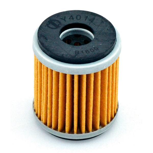 Фільтр масляний MIW Y4014 для мототехніки Betamotor, Fantic Motor, Gas Gas, HM, Husqvarna, Rieju, TM, Yamaha