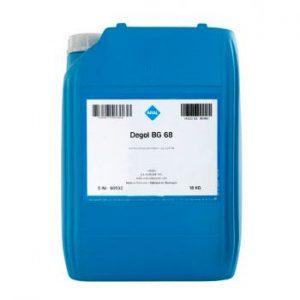 Трансмісійне масло Aral Degol BG 68 20л
