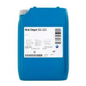 Трансмісійне масло Aral Degol GS 220 20л