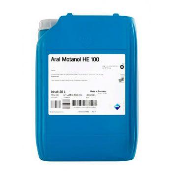Гідравлічне масло Aral Motanol HE 100 20л