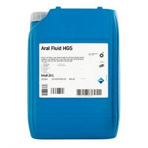 Трансмісійне масло Aral Fluid HGS SAE 80W