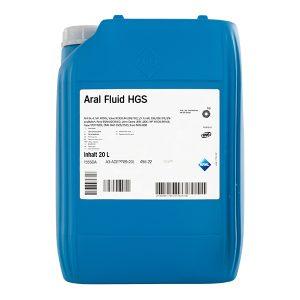 Aral Fluid HGS SAE 80W