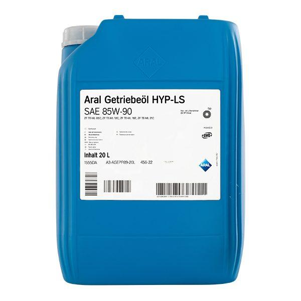 Aral Getriebeoel HYP LS SAE 85W-90