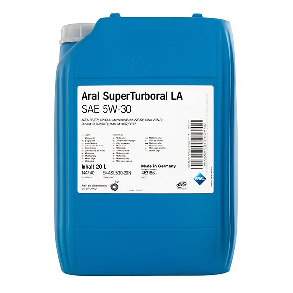Aral SuperTurboral LA SAE 5W-30