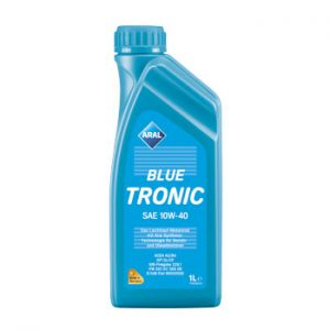 Моторне масло Aral BlueTronic SAE 10W-40 1л
