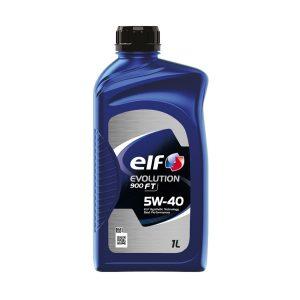 Elf Evolution 900 FT SAE 5W-40