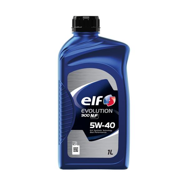 Моторне масло ELF Evolution 900 NF SAE 5W-40 1л