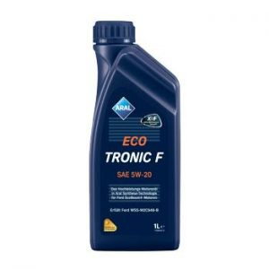 Моторне масло Aral EcoTronic F SAE 5W-20 1L
