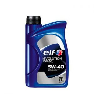 Моторне масло ELF Evolution 900 NF SAE 5W-40 1л