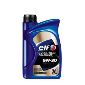 Моторне масло ELF Evolution Full-Tech FE SAE 5W-30 1л