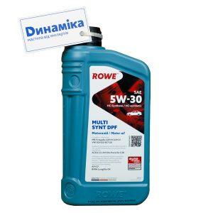 ROWE HIGHTEC MULTI SYNT DPF SAE 5W-30