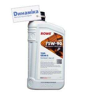 ROWE HIGHTEC TOPGEAR SAE 75W-90 S