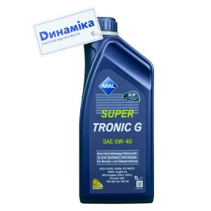 Aral SuperTronic G SAE 0W-40