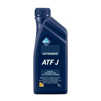 Трансмісійне масло Aral Getriebeoel ATF J 1л