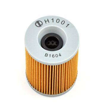 Фільтр масляний MIW H1001 для мототехніки Benelli, Bimota, Honda, Kawasaki, Moto Guzzi, Triumph, Yamaha
