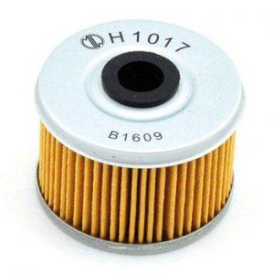 Фільтр масляний MIW H1017 для мототехніки Honda