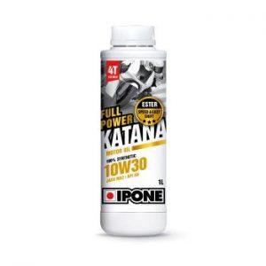 Моторнє масло IPONE Full Power Katana 10W30 1л