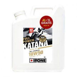 Моторнє масло IPONE Full Power Katana 10W50 5л