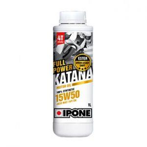Моторнє масло IPONE Full Power Katana 15W50 1л