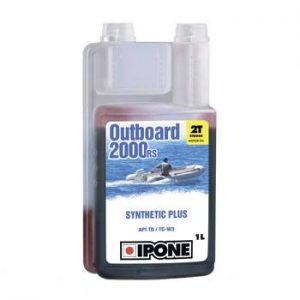 Моторнє масло IPONE OUTBOARD 2000 RS 1л
