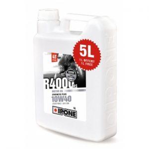 Моторнє масло IPONE R4000 RS 10W40 4л