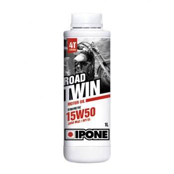 Моторнє масло IPONE Road Twin 15W50 1л