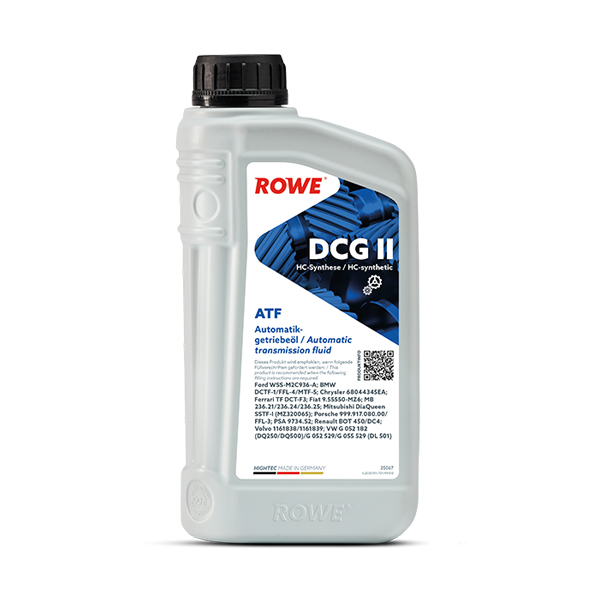 Трансмісійне масло Rowe HIGHTEC ATF DCG II 1л