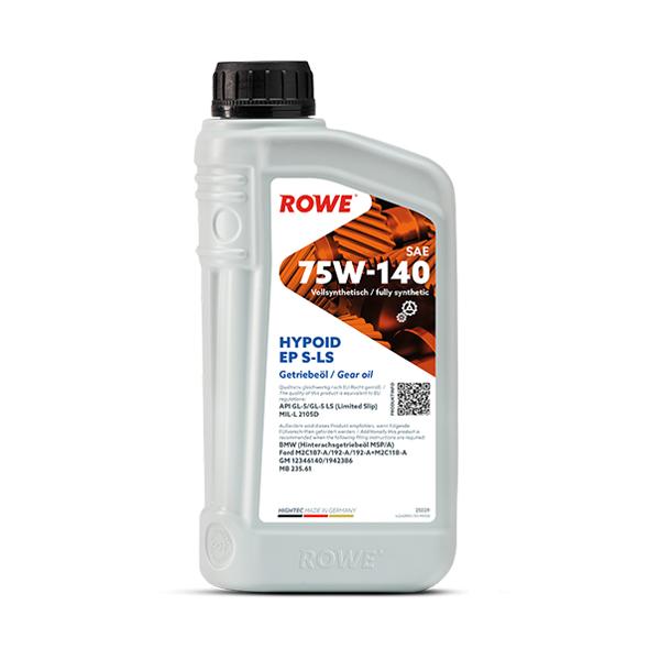 Трансмісійне масло Rowe HIGHTEC HYPOID 80W-90 HC 1л