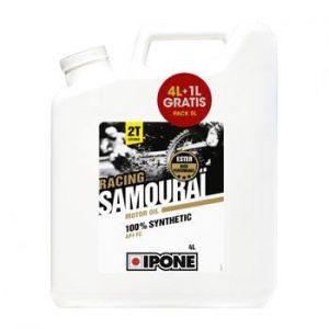 Моторнє масло Ipone Samourai Racing 5л