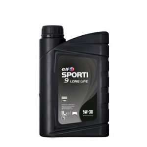 Моторне масло ELF Sporti 9 Long Life SAE 5W-30 1л