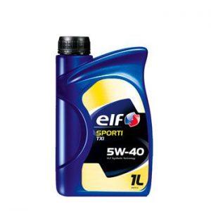 Масло ELF Sporti TXI SAE 5W-40