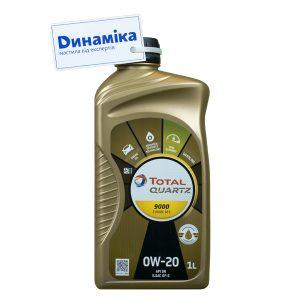 Total Quartz 9000 Future GF5 SAE 0W-20