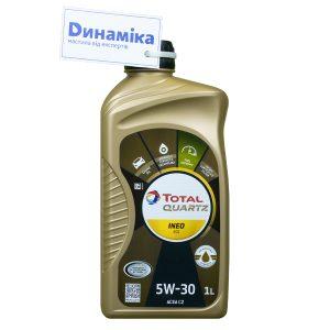 Total Quartz Ineo ECS SAE 5W-30