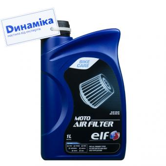 ELF Moto Air Filter Oil