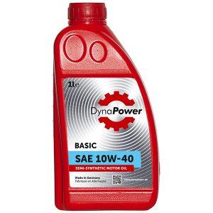 Моторне масло DynaPower Basic SAE 10W-40 1л