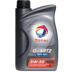 Моторне масло Total Quartz Ineo MC3 SAE 5W-30 1л