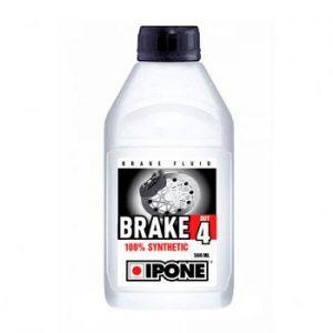 Гальмівна рідина IPONE Brake Dot 4 0.5л