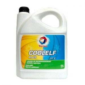 Антифриз Total Coolelf Plus -37 5л