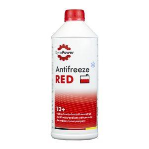 Антифриз концентрат DynaPower Antifreeze Red 1.5л