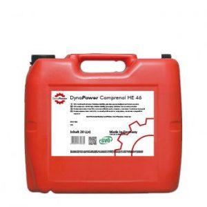 Компресорне масло DynaPower Comprenol HE 46 20л
