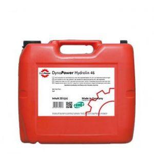 Гідравлічне масло DynaPower Hydrolin 46 20л