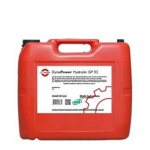 Гідравлічне масло DynaPower Hydrolin GF 32 20л