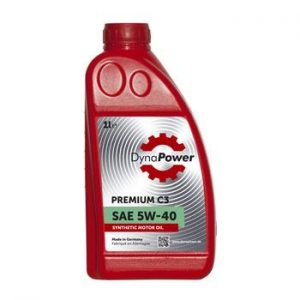 Масло DynaPower Premium C3 SAE 5W40 1л