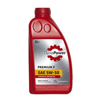 Масло DynaPower Premium F SAE 5W30 1л